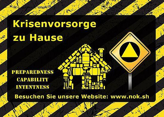 Private Krisenvorsorge www.nok.sh
